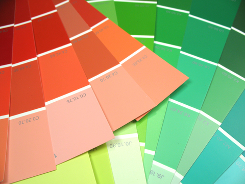 Color Swatches Interior Desing Bend Oregon Tips