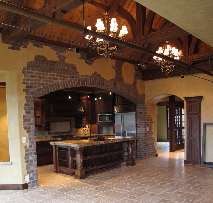 Tuscon Kitchen Residential Interior Design Bend Oregon