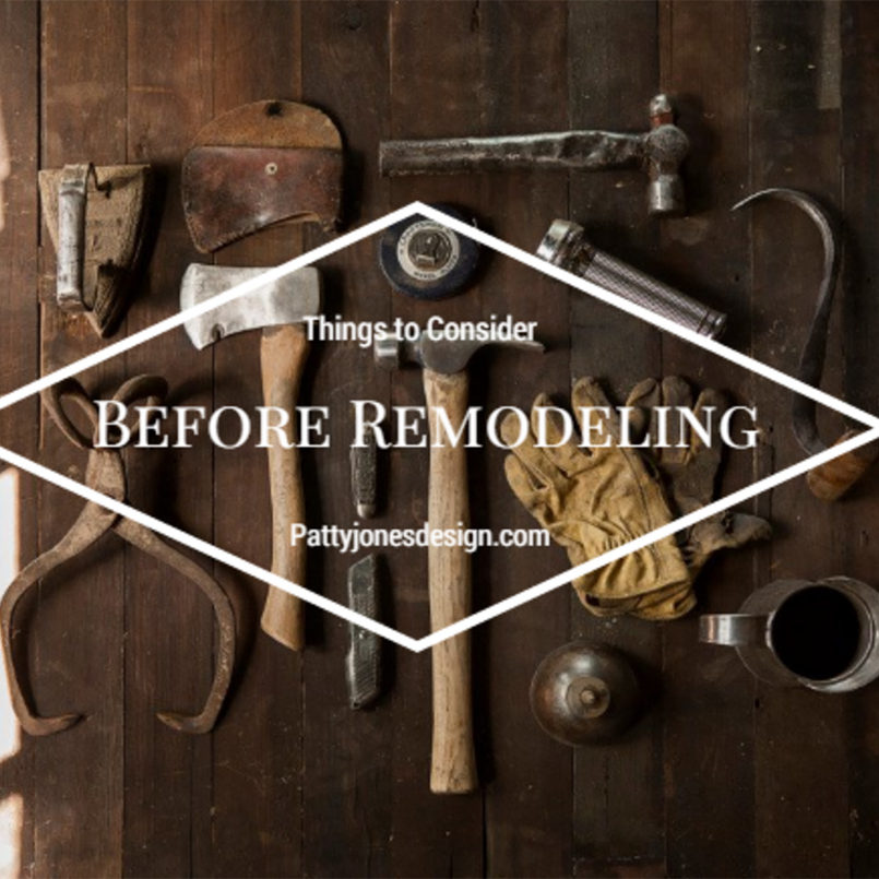 Remodeling Things To Consider Central Oregon