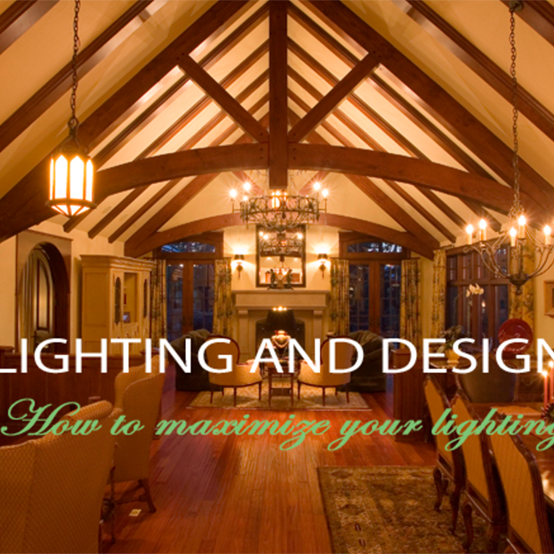 Bend Oregon Interior Designer Lighting Design Tips