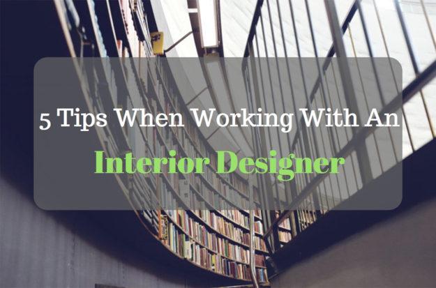 Central Oregon Tips with An Interior Designer