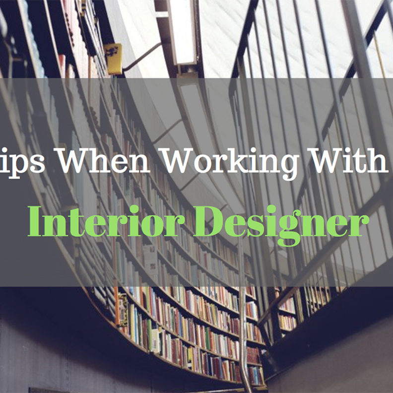 Central Oregon Tips with An Interior Designer