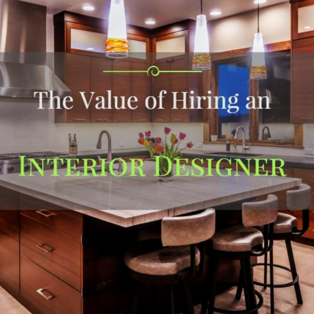 The Value of Hiring an Interior Designer Bend Oregon