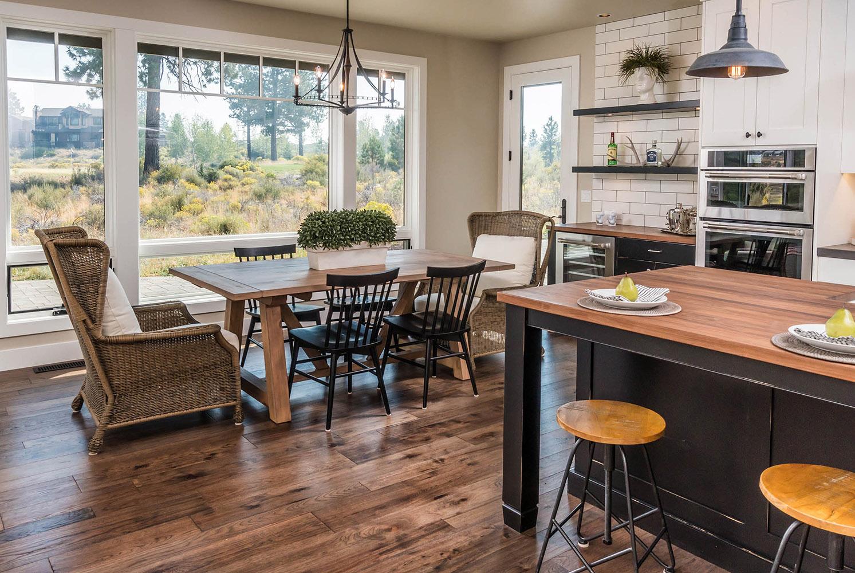 Farm House Bend Oregon Interior Designers