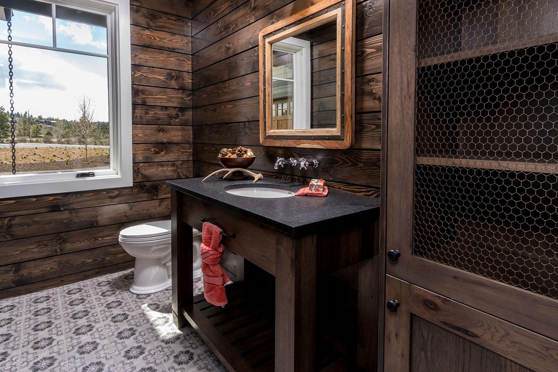 Farm House Bath Interior Design