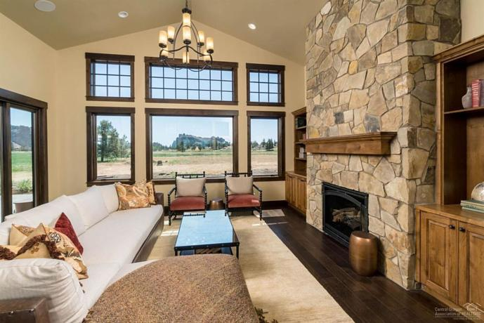 ranch house interior design bend oregon