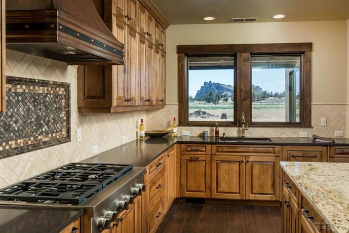 Kitchen interior design bend oregon