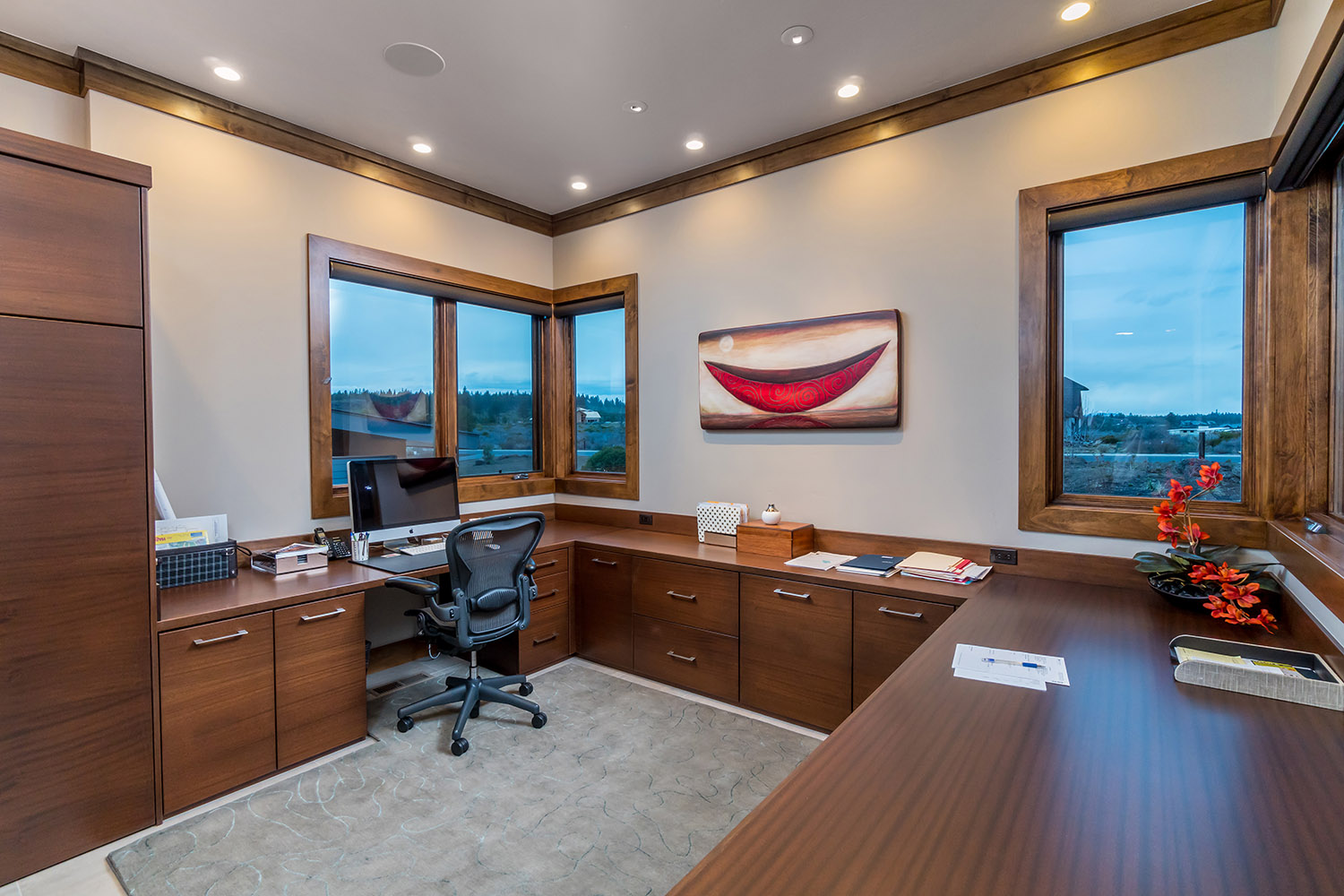 Bend Modern Interior office Designer