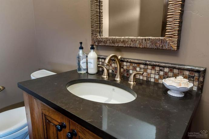 Central Oregon Home Interior Design